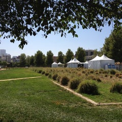 Photo taken at Los Angeles State Historic Park by Oscar E. on 8/24/2012
