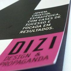 Photo taken at Dizi Design & Propaganda by Alexander J. on 7/9/2012