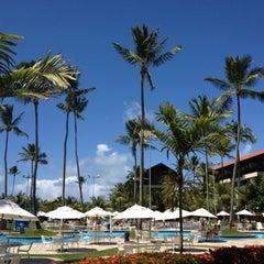 Photo taken at Marulhos Muro Alto Resort by Bruno F. on 8/11/2012