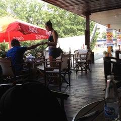 Photo taken at Gussto Cafe by Георги К. on 7/9/2012