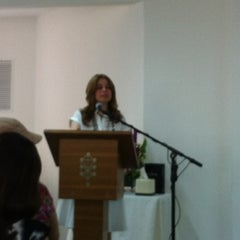 Photo taken at Centro de Kabbalah Tecamachalco by Saira J. on 3/18/2012