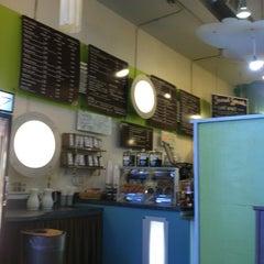 Photo taken at Lift Coffee Shop & Café by Katherine W. on 3/11/2012