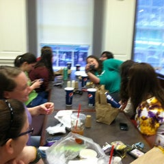 Photo taken at Courtyard Dining Hall by Kody Y. on 3/18/2012