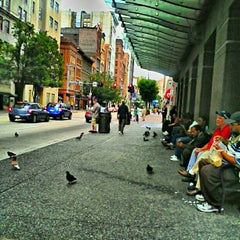 Photo taken at Port Authority Wood Street Station by Patrick M. on 8/12/2012
