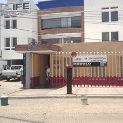 Photo taken at 08 Junta Distrital by Vic on 5/5/2012