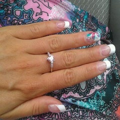 Photo taken at Art Nails by Nicole V. on 5/25/2012