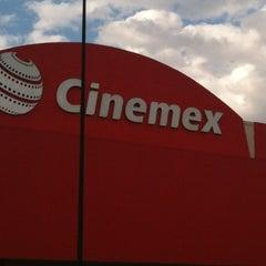 Photo taken at Cinemex by srita C. on 4/6/2012