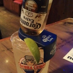 Photo taken at Bubba Gump Shrimp Co. by Natalie A. on 7/13/2012