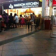 Photo taken at Nakhon Kitchen by Avfkash S. on 4/21/2012