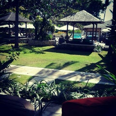 Photo taken at Holiday Inn Resort by julian l. on 8/15/2012