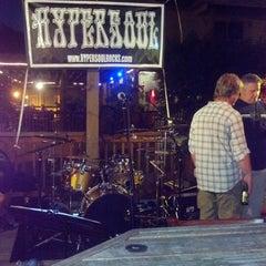 Photo taken at The Monkey Bar Kemah by Debbie H. on 7/28/2012
