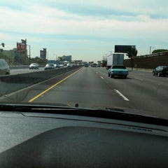 Photo taken at I-710 / I-5 Interchange by Jonathan A. on 7/10/2012
