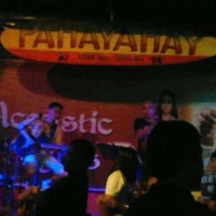 "Photo taken at Pahayahay Carwash and Restobar by Avel ""Bariles"" M. on 2/21/2012"