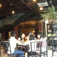 Photo taken at OldTown White Coffee by bryan c. on 6/16/2012