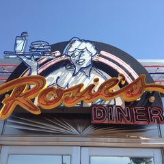 Photo taken at Rosie's Diner by Erica K. on 6/18/2012