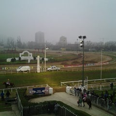 Photo taken at Valparaíso Sporting Club by Marian P. on 7/19/2012