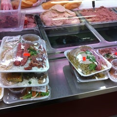 Photo taken at Nguyen Huong Vietnamese Sandwiches by Bill on 7/9/2012