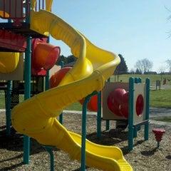 Photo taken at Montibeller Park by Ed K. on 3/17/2012