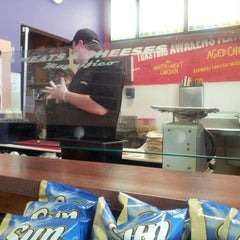 Photo taken at Quiznos by Luis G. on 7/3/2012