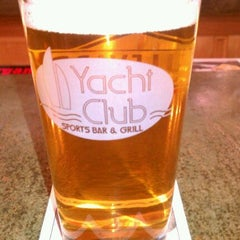 Photo taken at Yacht Club by Jeff D. on 4/6/2012
