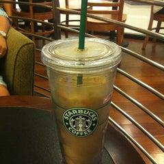 Photo taken at Starbucks (สตาร์บัคส์) by Nuch D. on 5/2/2012