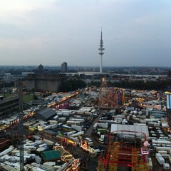 Photo taken at Heiligengeistfeld by Inga W. on 7/27/2012