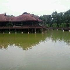 Photo taken at Hutan Bandar Mutiara Rini by asyuraaaa 🌸 on 9/5/2012