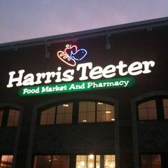 Photo taken at Harris Teeter by Paul R. on 7/28/2012