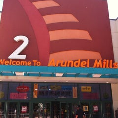 Photo taken at Arundel Mills by Stu L. on 7/2/2012