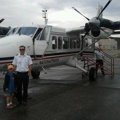 Photo taken at Page Municipal Airport (PGA) by Jonathan O. on 7/14/2012