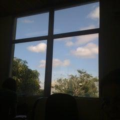 Photo taken at UFAM - Faculdade de Medicina by Lídia M. on 3/30/2012