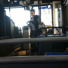 Photo taken at MTA Bus - Q64 by Andrea R. on 4/6/2012