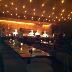 Photo taken at Blue Ribbon Sushi Izakaya by Porfirio P. on 6/8/2012
