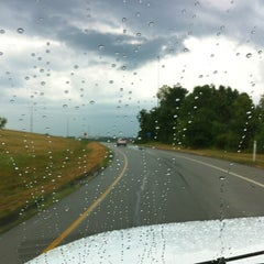 Photo taken at I-77 Exit 135 - Cleve-Mass Rd by Gaylan F. on 7/26/2012