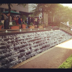 Photo taken at With Love Beer Garden at the Four Seasons Hotel Philadelphia by Morgan M. on 6/8/2012