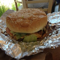 Photo taken at Five Guys by You-Tyng L. on 6/14/2012