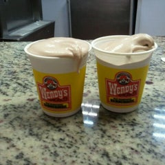 Photo taken at Wendy's by Marcel G. on 3/18/2012