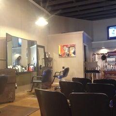 Photo taken at Bijou Salon - An Aveda Concept Salon by Lin H. on 4/10/2012