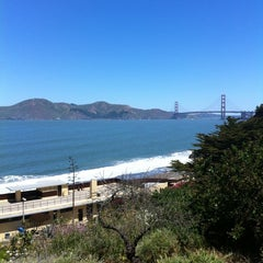 Photo taken at China Beach by Denaya D. on 6/9/2012