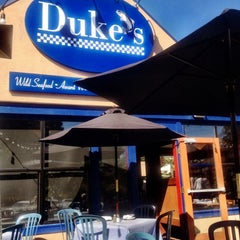 Photo taken at Duke's Chowder House by Kate K. on 9/7/2012
