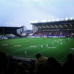 Photo taken at Select Security Stadium Halton by John C. on 7/2/2012