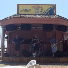 Photo taken at Ocean Annie's Beach Bar by Craig E. on 7/26/2013