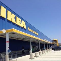 Photo taken at IKEA Covina by Albie Vas V. on 8/10/2013