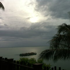 Photo taken at Panviman Resort Koh Phangan by dek on 6/14/2013