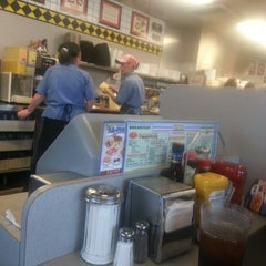 Photo taken at Waffle House by Sam B. on 4/28/2013