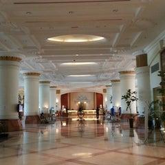 Photo taken at Marriott Putrajaya Hotel by Eugene Y. on 10/16/2012