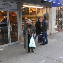 Photo taken at Madonia Bakery by Vincent R. on 1/11/2015