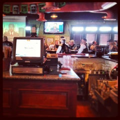 Photo taken at Tilted Kilt Pub & Eatery by Jim V. on 3/16/2013