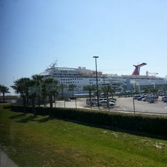 Photo taken at Port Canaveral by Nebel T. on 3/30/2013