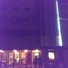 Photo taken at Cygnet Cinema by Timothy L. on 8/19/2014